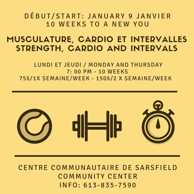 Strength, Cardio and Intervals